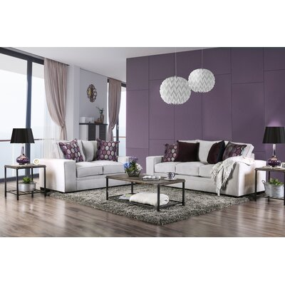 Boville Transitional Living Room Collection