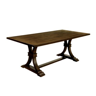 Gutierrez Transitional Dining Table