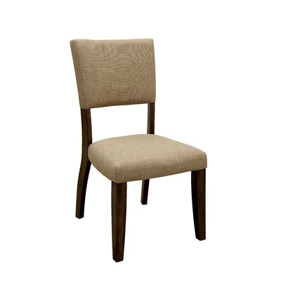 Gutierrez Transitional Upholstered Dining Chair