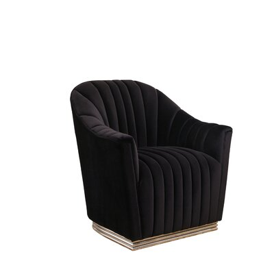 Bobington Channel Tufted Armchair