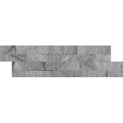 Sky Mini Marble Mosaic Tile in Gray