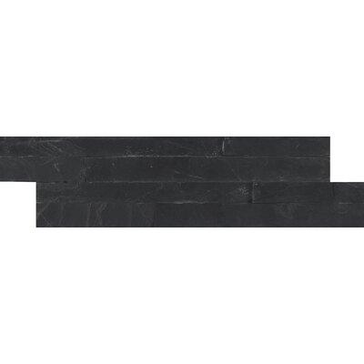 Premium Slate Mosaic Tile in Black