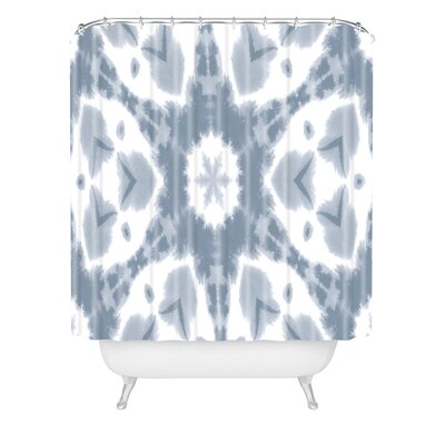 Jacqueline Maldonado Shibori Shower Curtain