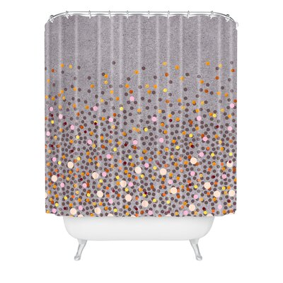 Iveta Abolina Splash Shower Curtain
