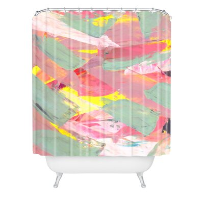 Sophia Buddenhagen Shower Curtain