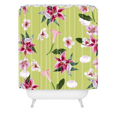 83 Oranges Shower Curtain