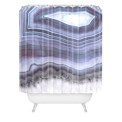 Emanuela Carratoni Shower Curtain