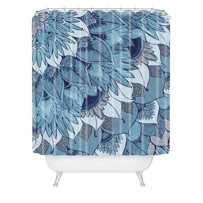 Rosebud Studio Control Shower Curtain
