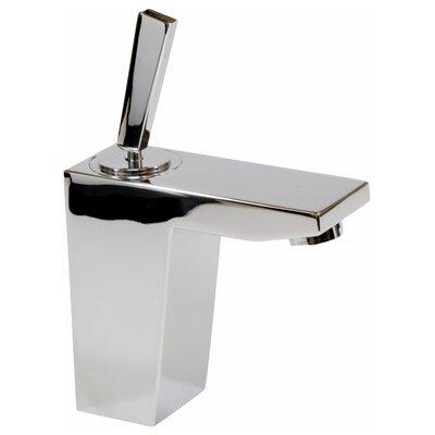 Wind Single Hole Single Handle Bathroom Faucet