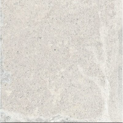 Terranova Calce Glazed 6 x 6 Porcelain Field Tile in White