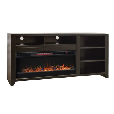 Kolya 72 TV Stand Electric Fireplace