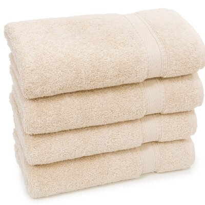 Toscano Hand Towel Color: Beige