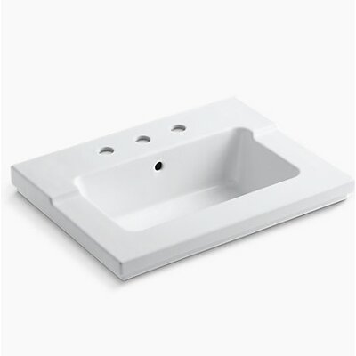 Tresham Top and Basin Top Finish: White