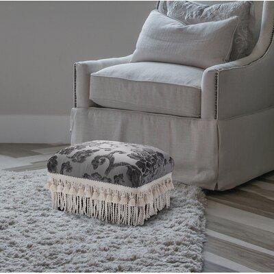 Maysville Ottoman Upholstery: Gray