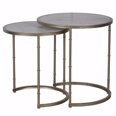 Bernadette 2 Piece Nesting Tables
