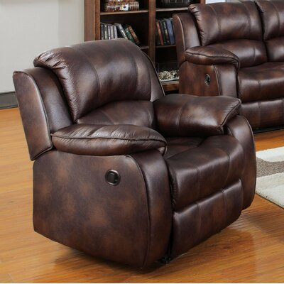 Tacony Manual Glider Recliner