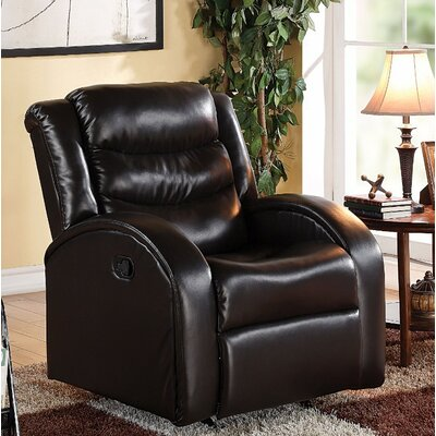 Wolfenbarger Bonded Manual Glide Recliner