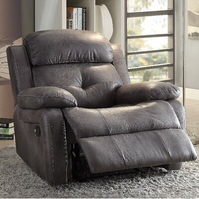 Talan Manual Gilder Recliner