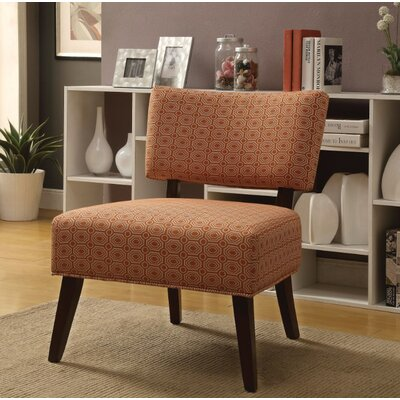 Laguerre Armless Slipper Chair