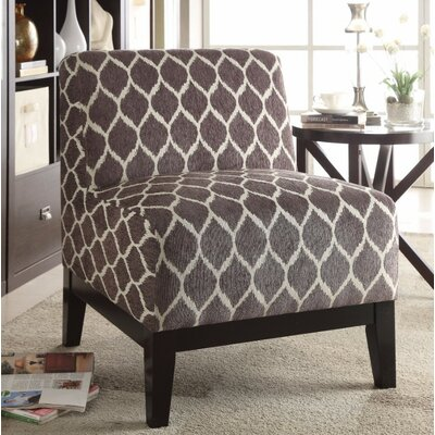 Bator Slipper Chair Upholstery Color: Gray