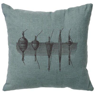 Nadler Throw Pillow Color: Ocean