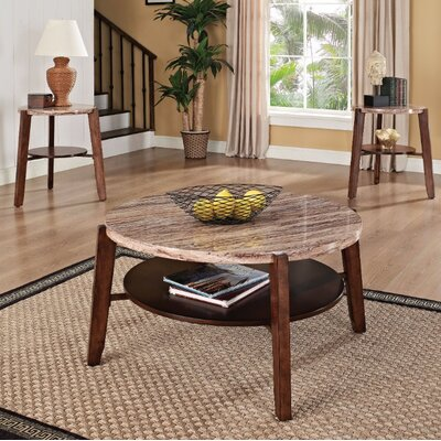 Pittala Coffee and End Table Set