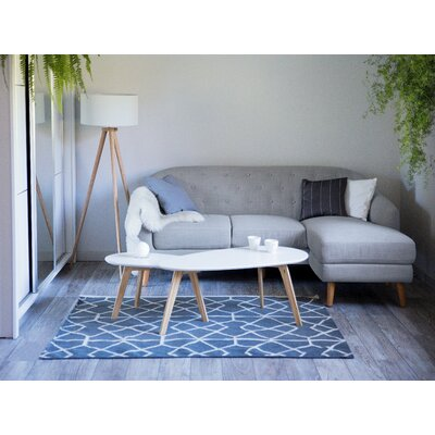 Corner Sofa Upholstery: Light Grey