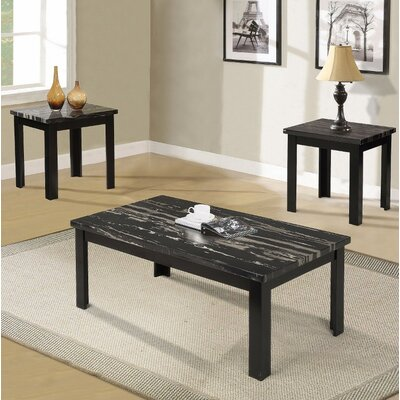 Sun Coffee and End Table Set