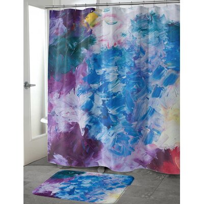 Froelich Shower Curtain Size: 70 H x 72 W