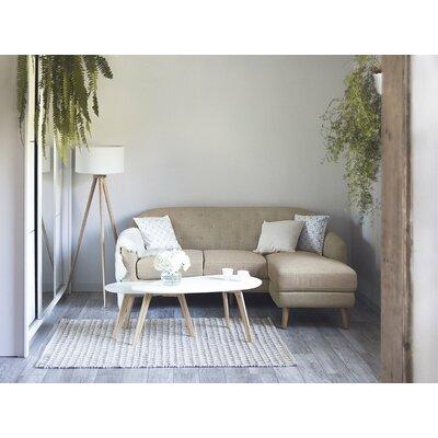 Corner Sofa Upholstery: Beige