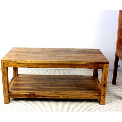 Lawless Teak Coffee Table Finish: Oak