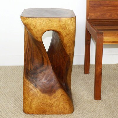 Lawhon Single Twist Vine End Table