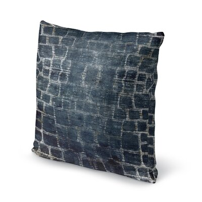 Chittening Throw Pillow Size: 16 x 16