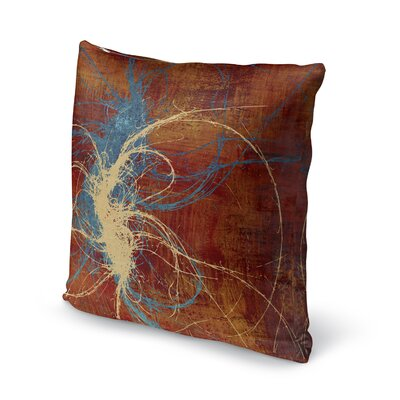 Eells Throw Pillow Size: 16 x 16
