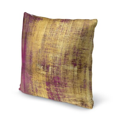 Egbert Throw Pillow Size: 16 x 16