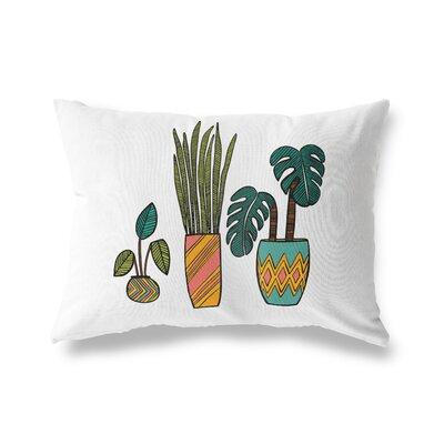 Christen Throw Pillow Size: 12 x 16