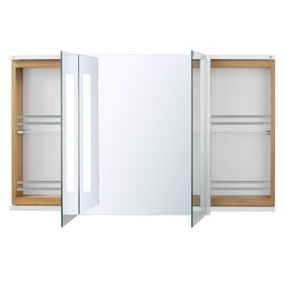 Pure 26 x 43 Surface Mount Medicine Cabinet with LED Lighting