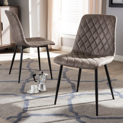 Sottile Upholstered Dining Chair