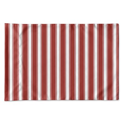 Guifford Stripes Pillow Case Size: 20 H x 30 W x 0.25 D