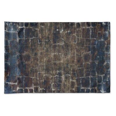Bolanos Pillow Case Size: 20 H x 30 W x 0.25 D, Color: Blue/Brown
