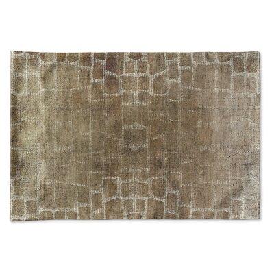 Bolanos Pillow Case Size: 20 H x 30 W x 0.25 D, Color: Tan/Ivory