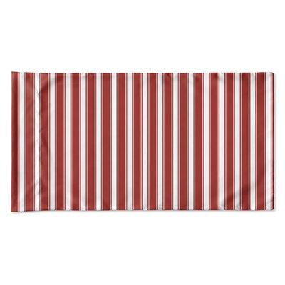 Guifford Stripes Pillow Case Size: 20 H x 40 W x 0.25 D