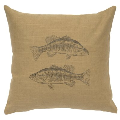 Eanes Throw Pillow Color: Straw
