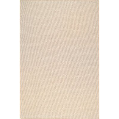 Bucklin Beige Area Rug Rug Size: Rectangle 76 x 96