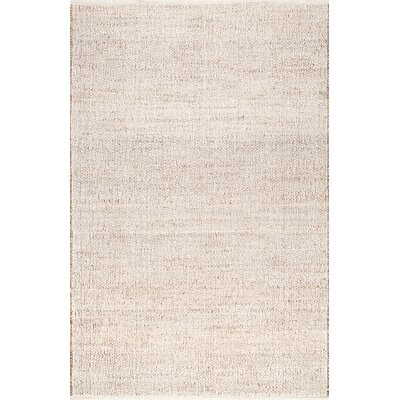 Bucoli Beige Area Rug Rug Size: Rectangle 5 x 8