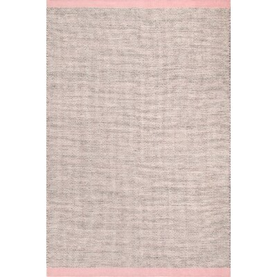 Chacko Pink Area Rug Rug Size: Rectangle 5 x 8