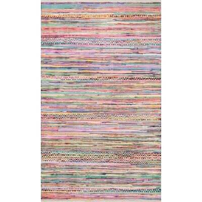 Cevallos Gray Area Rug Rug Size: Rectangle 76 x 96