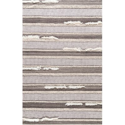 Chabot Brown Area Rug Rug Size: Rectangle 76 x 96