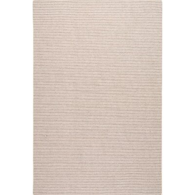 Cornwell Wool Beige Area Rug Rug Size: Rectangle 76 x 96