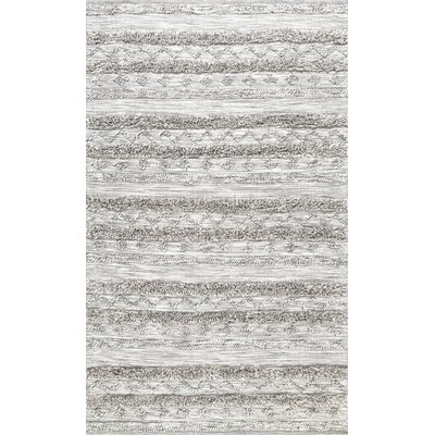 Cessna Gray Area Rug Rug Size: Rectangle 5 x 8